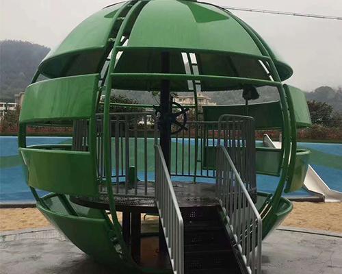儿童游乐设施定制案例