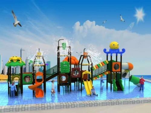 水上儿童游乐设施